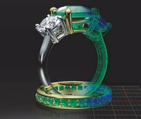 3Design JEWELCAD SOFTWARE TRAINING CHENNAI RHINO GOLD JEWELLERY