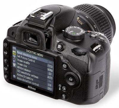durable design nikon d3200