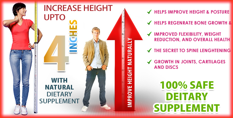 how to increase human growth hormone naturally to grow taller