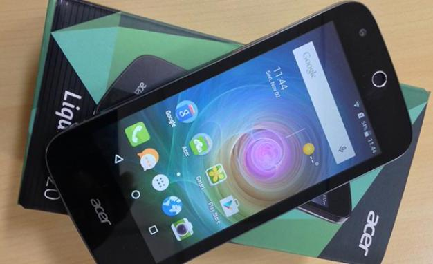 Acer Liquid Z320 Review