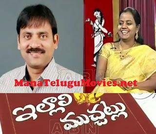 Illali Muchatlu with Aruna (MLA VijayPrasad wife) 1st Mar