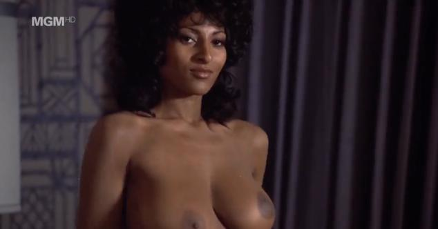 pam grier pussy