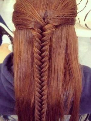 peinados+trenzas