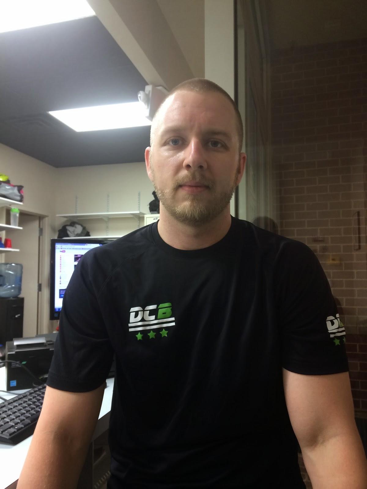 MMA in the DMV: DCBFit - James Kellaris