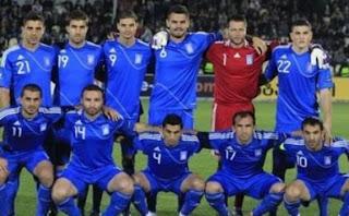 Skuad Timnas Yunani di Euro 2012