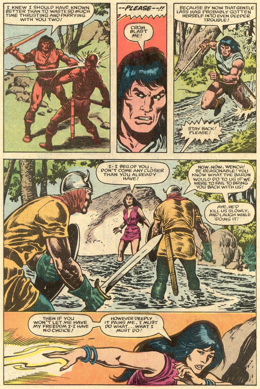 Conan the Barbarian (1970) Issue #150 #162 - English 8