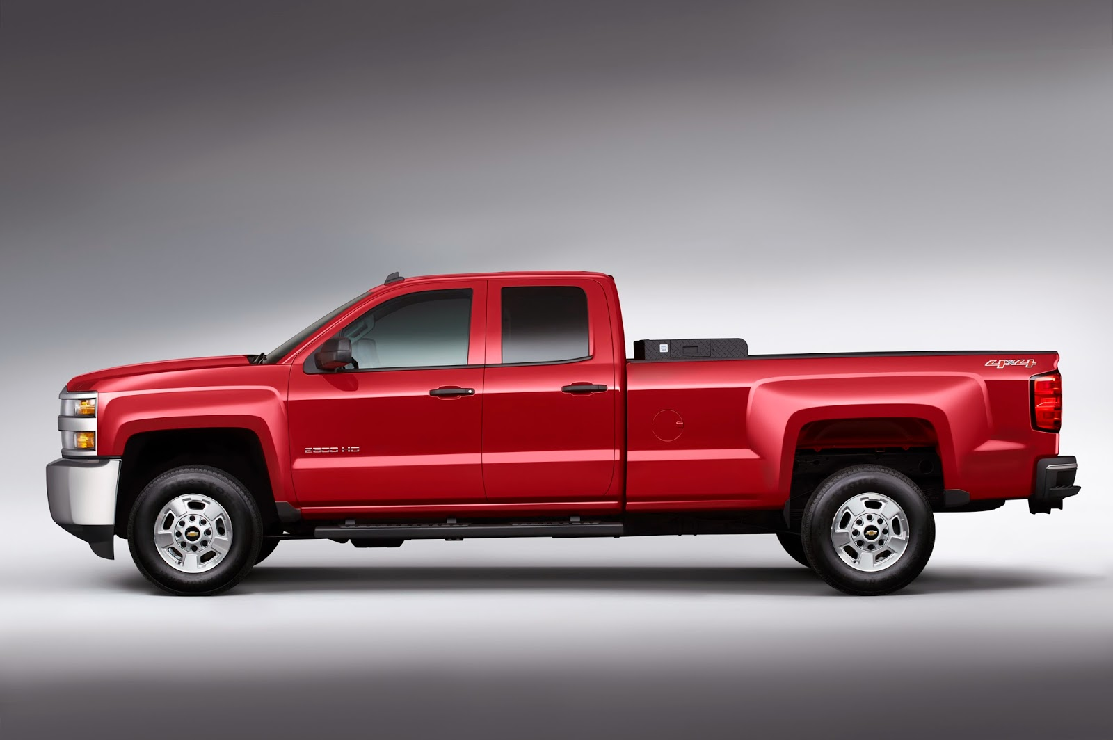 Bi-Fuel Option for 2015 Chevy Silverado 2500HD and 3500HD