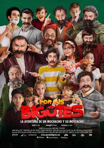 Por mis Bigotes DVDRip Latino