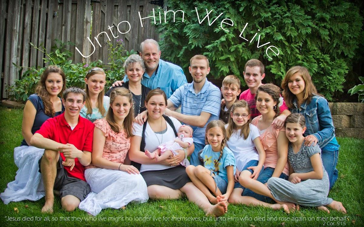 Unto Him We Live