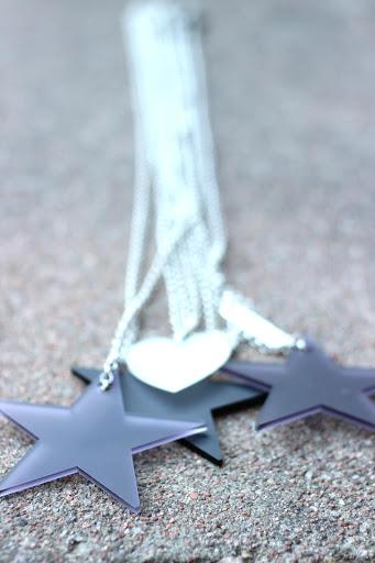 Ihanat Marudesign tähtikorut Loviisan aitassa