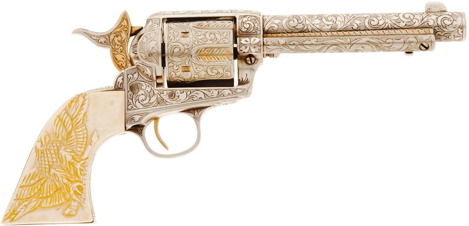 Engraving Guns Styles Gun Engraving Meets The Custom