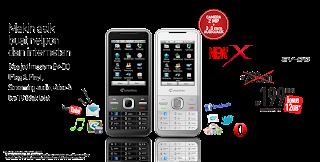 Smartfren New Xstre@m, Detail Spesifikasi Dan harga