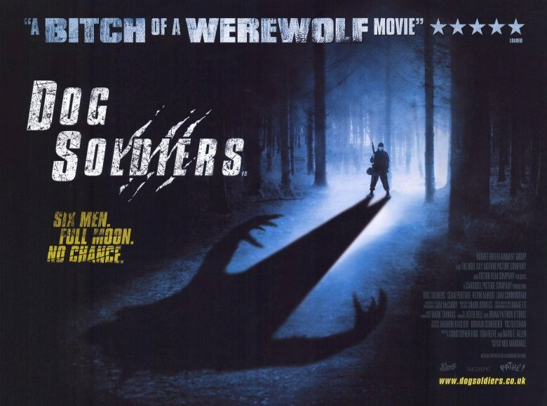 Horror Mediafire: Dog Soldiers (2002)