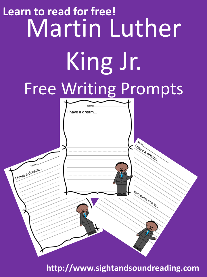 Mlk essay prompts for common