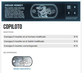 "Misión 9: Copiloto (Chapa ""Mono Grasiento"")"