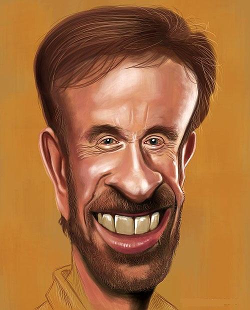 Chuck Norris , Top 10 fun Chuck Norris jokes