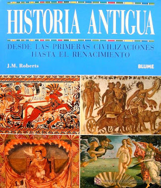 Consigue aquí toda la información acerca de la historia de la Antigüedad