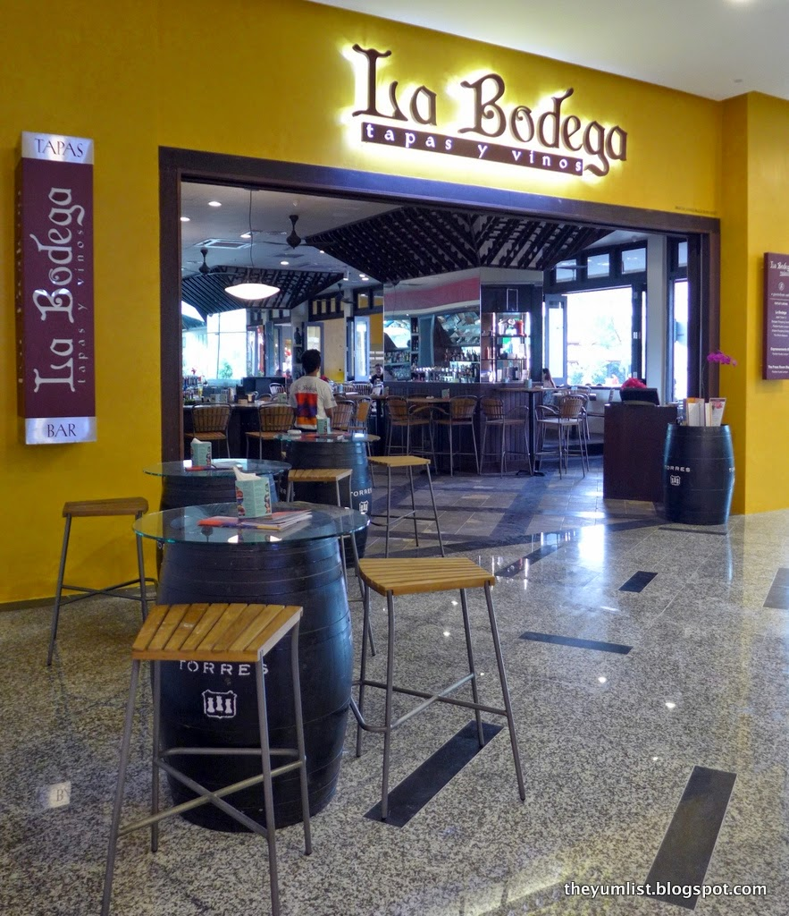La Bodega, Spanish Restaurant and Tapas Bar, Malacca,