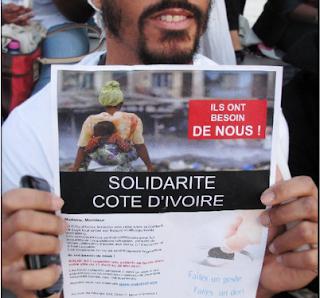 Solidarité en Côte d'Ivoire