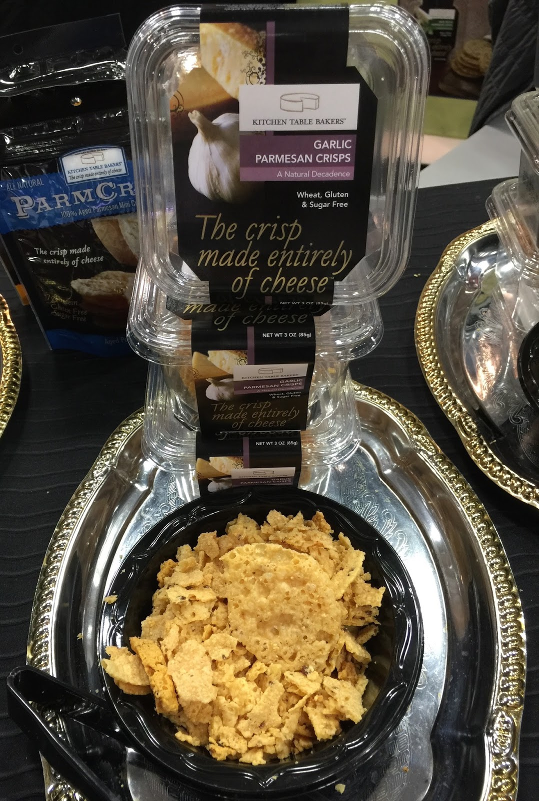 Tea Time Adventures And Other Food Exploits Kitchen Table Bakers At The 2016 Fancy Food Show
