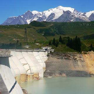 Le réchauffement climatique et les sécheresses menacent-t-ils l'approvisionnement en électricité hydraulique ?