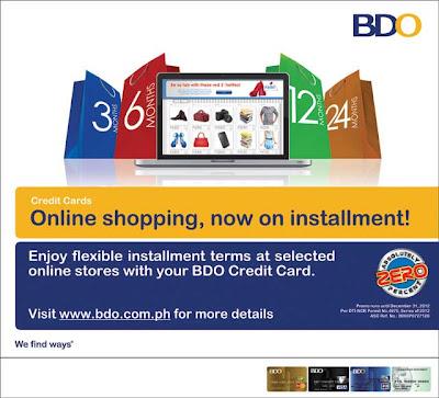Bdo credit card travel deals
