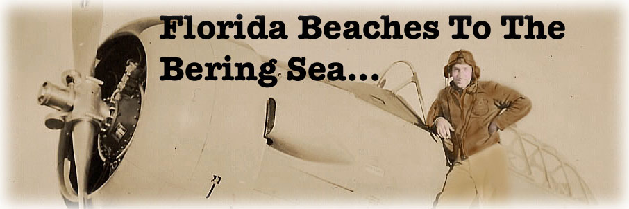 Florida Beaches To The Bering Sea
