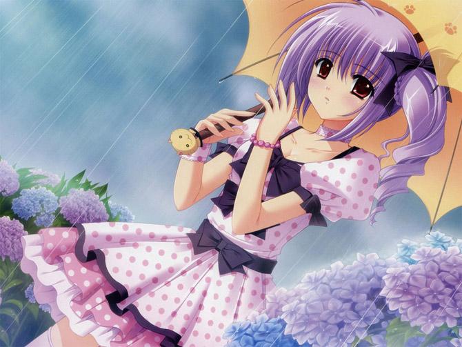 Hermosas Chicas Anime