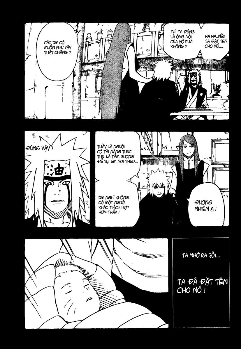 Naruto chap 382 Trang 11 - Mangak.info