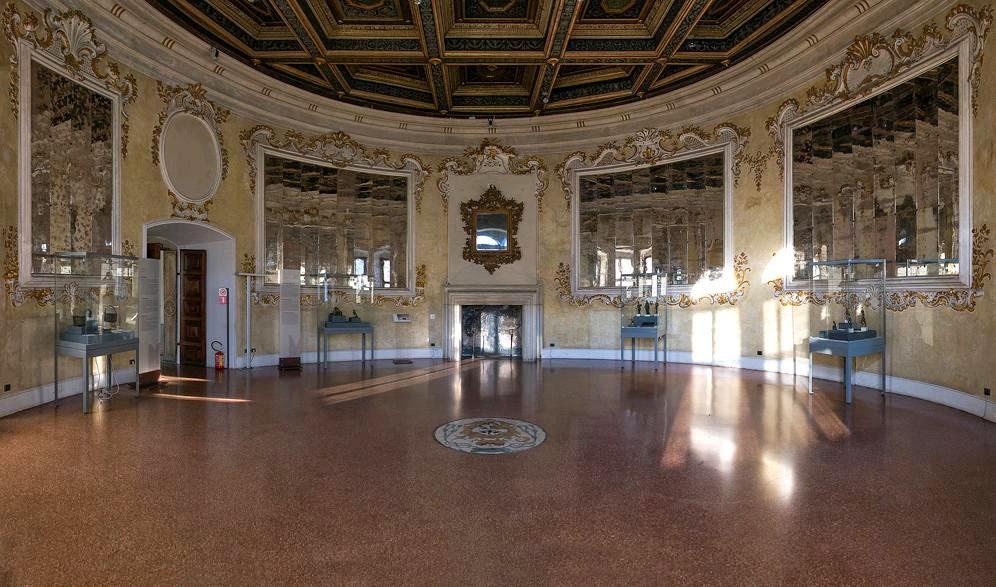 Chi viaggia impara immagini dal mondo italia trentino - Sala degli specchi ...