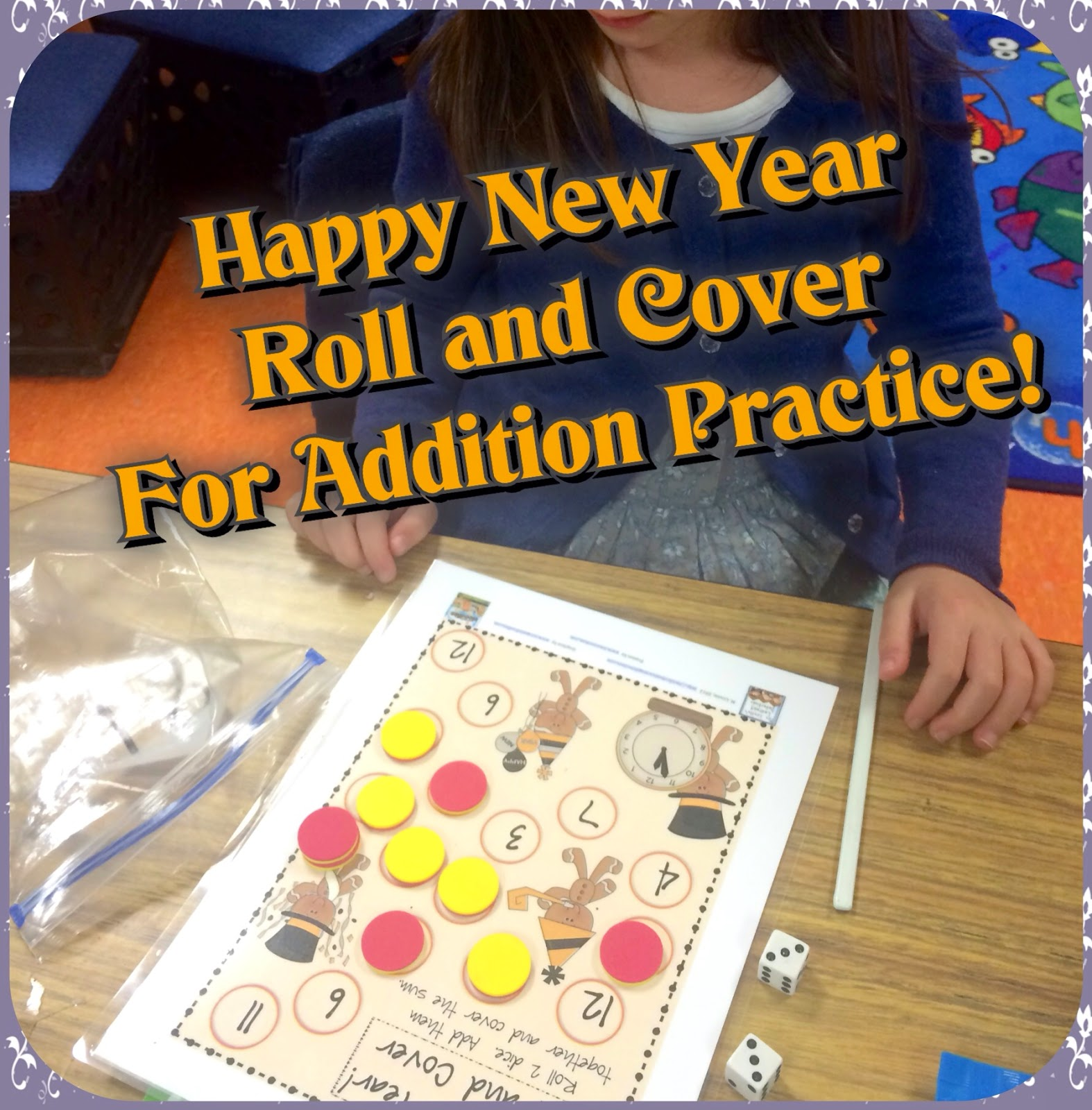 http://www.teacherspayteachers.com/Product/New-Year-Roll-and-Cover-FREEBIES-468638