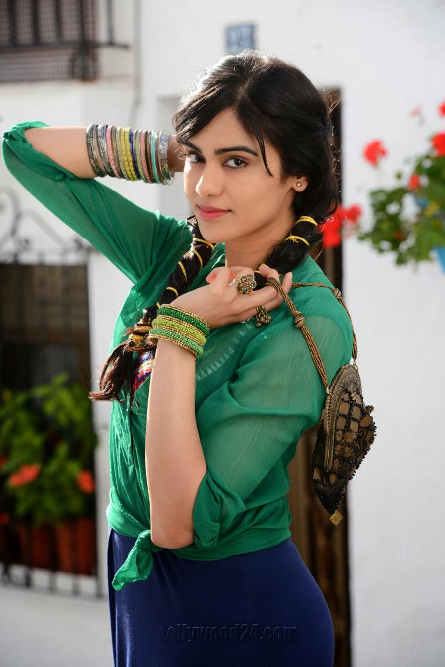 Adah Sharma Photos In Heart Attack Movie Cute In Heart ...