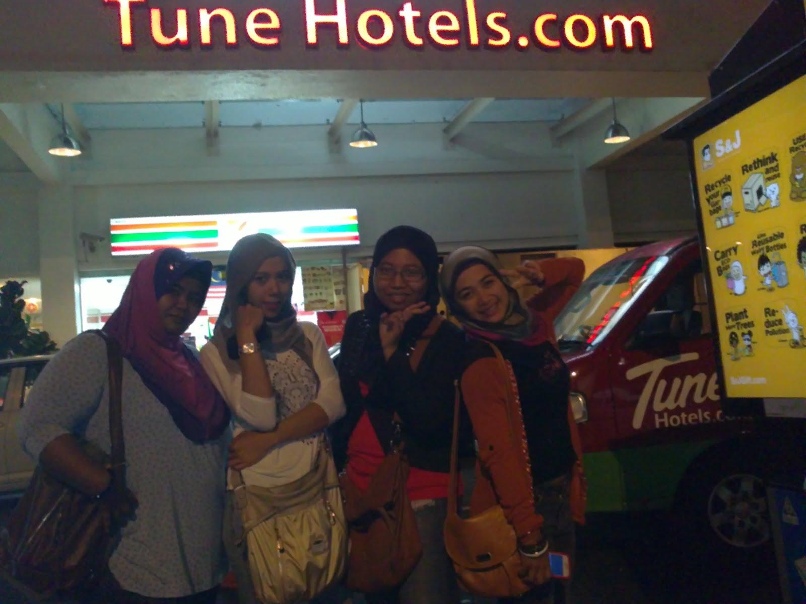 Tune Hotel, Penang