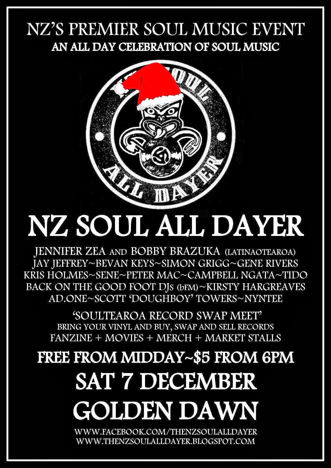 NZ Soul All Dayer #3