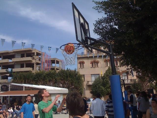 Γιορτή Αθλητισμού με το Τουρνουά Mπασκετ (3με3)