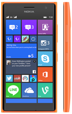 Nokia Lumia 735 Dual SIM Windows