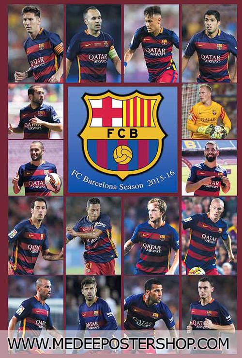 Barcelona Season 2015-2016 - 02
