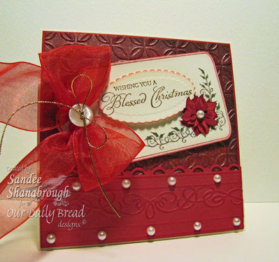 "Our Daily Bread designs ""Christmas Tag Bundle"" Designer Sandee Shanabrough"