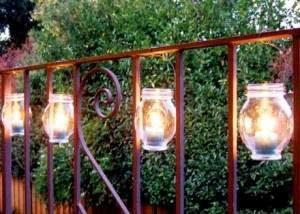 Cara Membuat Lampion Cantik dari Kaleng Kaca Bekas