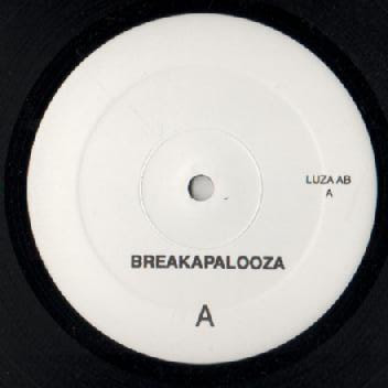 45 King – Breakapalooza Vol. 1 (1997, 192)