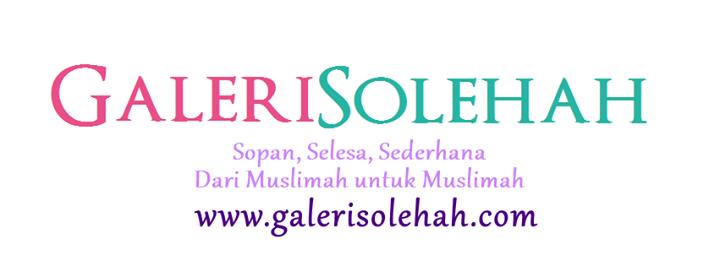 <center>Galeri Solehah <br>Tudung Akel Bidang 50/60 <br>Sarung Lengan &amp; Stokin</center>