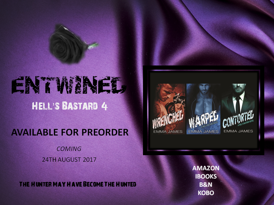 PREORDER ENTWINED