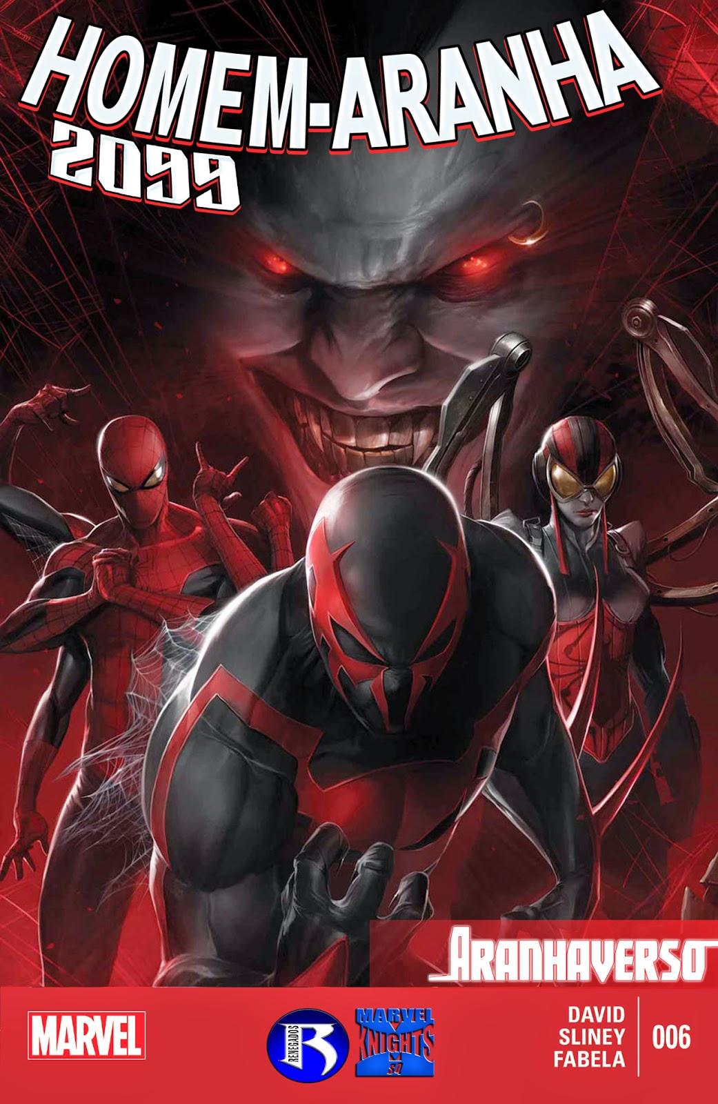 Homem-Aranha 2099 #6
