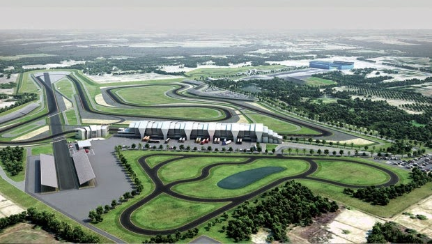 Buriram|Chang International Circuit, Thailand