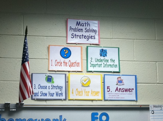 Math Classroom Decorations ~ Penny pinching teacher classroom decor strategy posters
