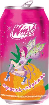 Negazuoti Winx Club believix gėrimai Rusijoje Texna