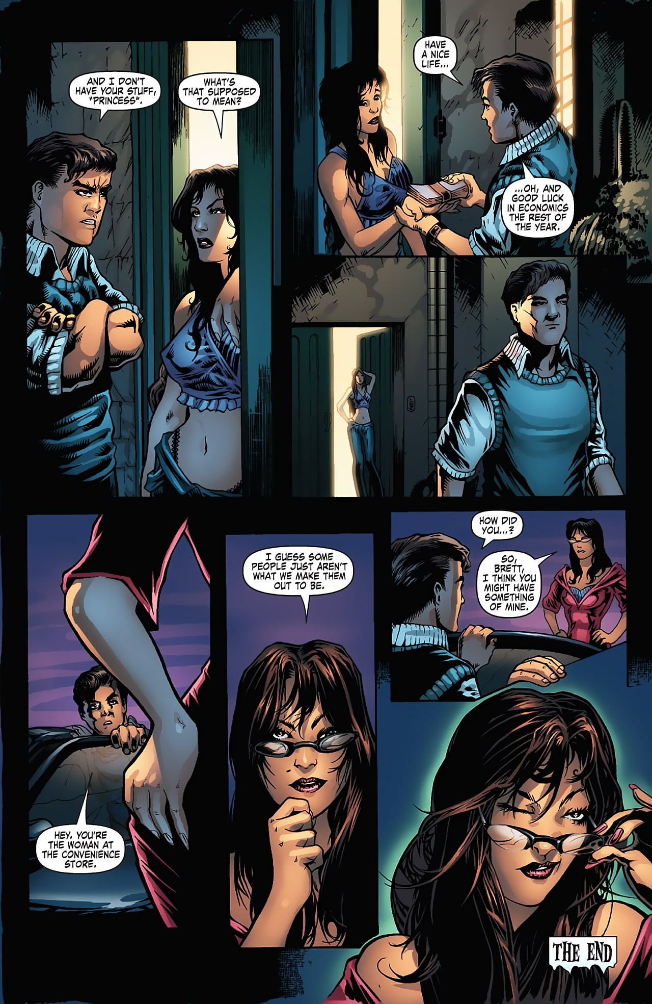 Grimm Fairy Tales (2005) Issue #5 #8 - English 23