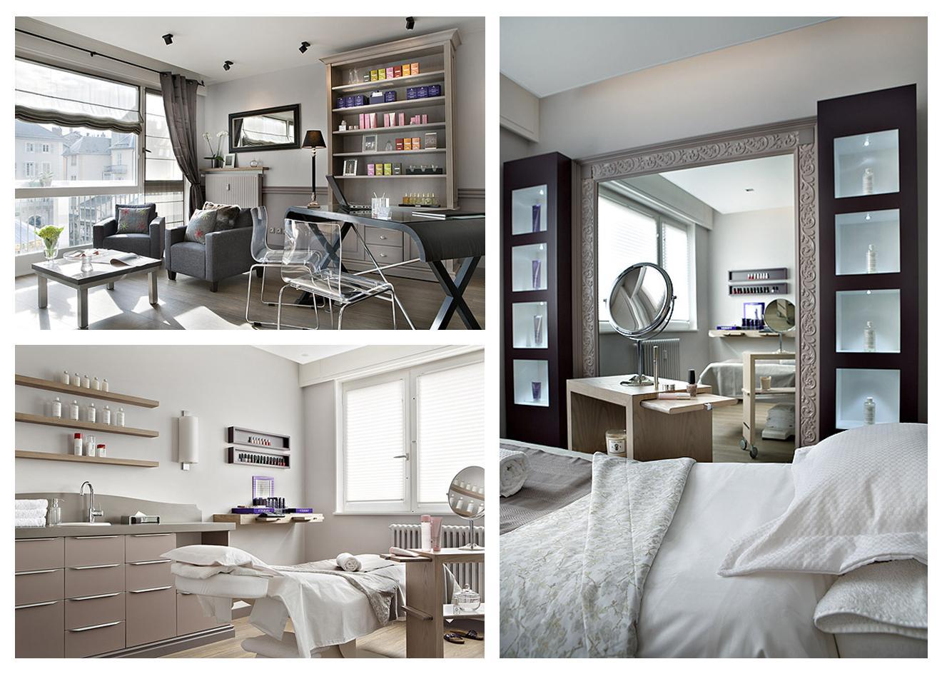 Best Salon De Coiffure Ultra Moderne Gallery - Amazing House Design ...