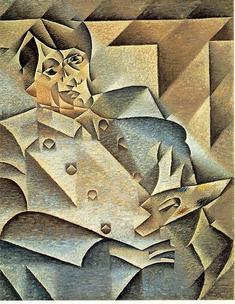Cubisme mouvement artistique pablo picasso tableaux et for Courant artistique