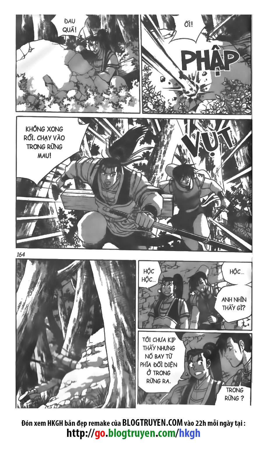 Hiệp Khách Giang Hồ - Hiệp Khách Giang Hồ Chap 270 - Pic 18